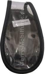 Ledertasche schwarz mit Gürtelclip Motorola V525