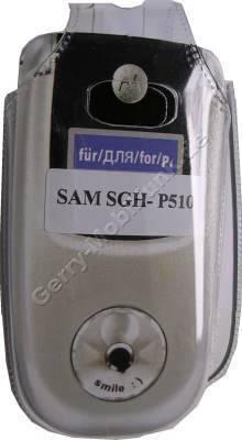 Kondomtasche für Samsung P510 exclusiv invisible case transparent , unauffälliger und effektiver Schutz für Ihr Handy