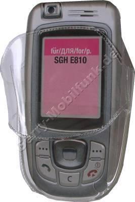 Kondomtasche für Samsung E820 exclusiv invisible case transparent , unauffälliger und effektiver Schutz für Ihr Handy