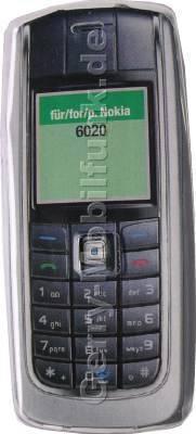 Kondomtasche für Nokia 6021 exclusiv invisible case transparent , unauffälliger und effektiver Schutz für Ihr Handy