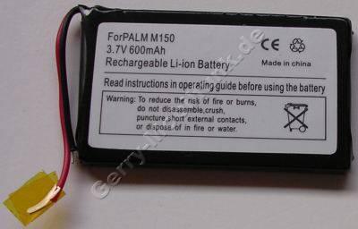 Akku für PalmOne m155 Li-Ion 3,7V 600mAh ca.30g  (Akku vom Markenhersteller, nicht original)